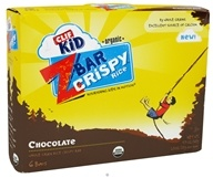 Clif Bar - Kid Z-Bar Organic Crispy Rice Chocolate - 6 Bars, from category: Nutritional Bars