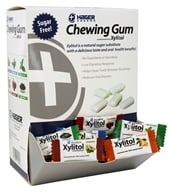 Miradent - Xylitol Chewing Gum Assorted Flavors - 200 Piece(s) by Miradent