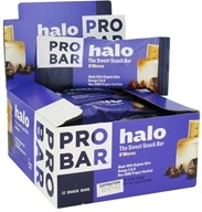 Pro Bar - Halo Snack Bar S'Mores - 1.3 oz., from category: Nutritional Bars