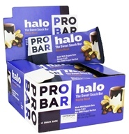 Pro Bar - Halo Snack Bar Rocky Road - 1.3 oz., from category: Nutritional Bars