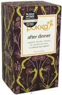 Pukka Herbs - Organic Fennel, Chicory & Cardamom Tea After Dinner - 20 Tea Bags - $4.95