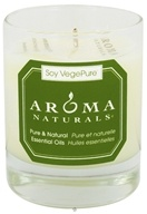 Aroma Naturals - Peace Pearl Soy VegePure Votive Glass Eco-Candle Orange, Clove & Cinnamon