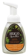 Image of Hugo Naturals - Foaming Hand Soap Comforting Vanilla & Sweet Orange - 8.5 oz.