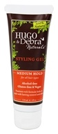 Hugo Naturals - Styling Gel For All Hair Types Medium Hold - 4 oz. by Hugo Naturals
