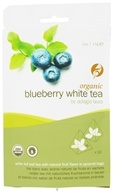 Image of Adagio - White Tea Full Leaf Organic Blueberry - 10 Tea Pyramid(s)