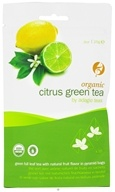 Image of Adagio - Green Tea Full Leaf Organic Citrus - 10 Tea Pyramid(s) CLEARANCE PRICED