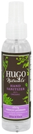 Hugo Naturals - Hand Sanitizer 95% Organic Calming French Lavender - 4 oz.