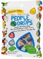 People Pops - All Natural People Drops Assorted Flavors - 3 oz., from category: Health Foods