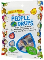 People Pops - All Natural People Drops Assorted Flavors - 3 oz. (000790200154)