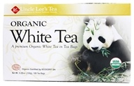 Uncle Lee's Tea - Legends of China White Tea Organic - 100 Tea Bags
