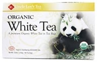 Uncle Lee's Tea - Legends of China White Tea Organic - 100 Tea Bags (892241000693)