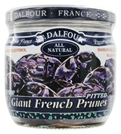 St. Dalfour - Super Plump Giant French Prunes Pitted - 7 oz., from category: Health Foods