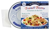 St. Dalfour - Gourmet On The Go Ready To Eat Tuna & Pasta - 6.2 oz. (084380966125)