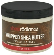 Image of Shea Radiance - Whipped Shea Butter Pomegranate - 4 oz. CLEARANCE PRICED