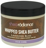 Image of Shea Radiance - Whipped Shea Butter Lavender Bliss - 4 oz. CLEARANCE PRICED