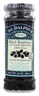 Image of St. Dalfour - Fruit Spread 100% Natural Jam Black Raspberry - 10 oz.