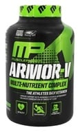Image of Muscle Pharm - Armor-V Advanced Multi Nutrient Complex - 180 Capsules