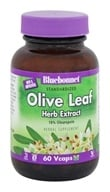 Bluebonnet Nutrition - Herbals Olive Leaf Extract 300 mg. - 60 Vegetarian Capsules by Bluebonnet Nutrition