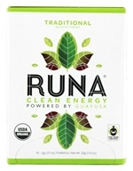 Runa - Amazonian Guayusa Traditional - 16 Tea Bags, from category: Teas