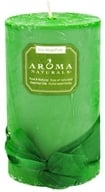 Aroma Naturals - Evergreen Holiday Soy VegePure Pillar Eco-Candle 3