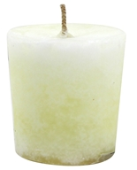 Aroma Naturals - Peace Pearl Naturally Blended Votive Eco-Candle Orange, Clove & Cinnamon (769360013005)