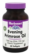 Image of Bluebonnet Nutrition - Evening Primrose Oil 1300 mg. - 60 Softgels