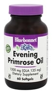 Bluebonnet Nutrition - Evening Primrose Oil 1300 mg. - 60 Softgels (743715009219)