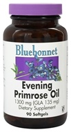 Bluebonnet Nutrition - Evening Primrose Oil 1300 mg. - 90 Softgels (743715009295)