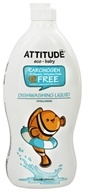 Attitude - Dishwashing Liquid Wildflowers - 23.7 oz.