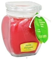 Image of Aloha Bay - Scented Square Top Jar Candle Daiquiri - 13.5 oz.
