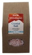 Himalayan Salt - Coarse Crystal Salt For Salt Mills By Aloha Bay - 18 oz.