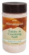 Himalayan Salt - Table & Cooking Salt By Aloha Bay - 15 oz.
