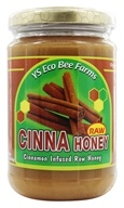 YS Organic Bee Farms - Raw Cinna Honey - 13 oz. (726635121766)