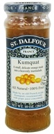 St. Dalfour - Fruit Spread 100% Natural Jam Kumquat - 10 oz. (084380958649)