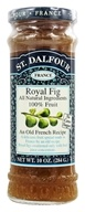 St. Dalfour - Fruit Spread 100% Natural Jam Royal Fig - 10 oz. (084380959042)