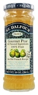 Image of St. Dalfour - Fruit Spread 100% Natural Jam Gourmet Pear - 10 oz.