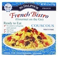 St. Dalfour - Gourmet On The Go Ready To Eat Couscous - 6.2 oz., from category: Health Foods