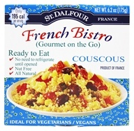 St. Dalfour - Gourmet On The Go Ready To Eat Couscous - 6.2 oz. - $3.15