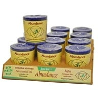 Aloha Bay - Chakra Energy Votive Candle Abundance - 2 oz. by Aloha Bay