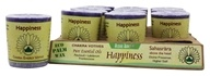 Aloha Bay - Chakra Energy Votive Candle Happiness - 2 oz.