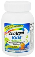 Centrum - Kids Chewables Multivitamin/Multimineral Supplement - 80 Tablets