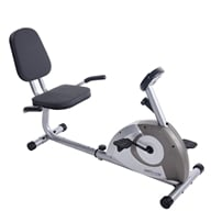 Stamina Products - Magnetic Recumbent 1350 Exercise Bike 15-1350