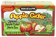Bigelow Tea - Herb Tea Spiced Apple Cider - 20 Tea Bags (072310010871)