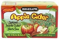 Bigelow Tea - Herb Tea Spiced Apple Cider - 20 Tea Bags - $3.21