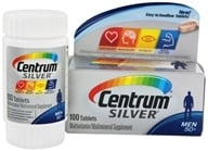 Centrum - Silver Ultra Men's Multivitamin/Multimineral Supplement - 100 Tablets