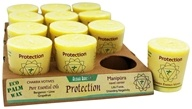 Image of Aloha Bay - Chakra Energy Votive Candle Protection - 2 oz.