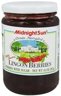 Midnight Sun - Wild Swedish Lingonberries - 14 oz. - $7.99