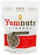 Yumnuts Naturals - Almonds Cinnamon Flavored - 5.75 oz., from category: Health Foods