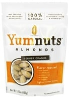 Yumnuts Naturals - Almonds Ginger Orange - 5.75 oz.