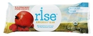 Rise Foods - Rise Energy Bar Raspberry Pomegranate - 1.6 oz. Formerly PranaBar